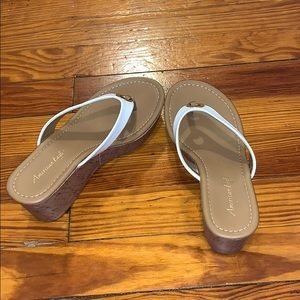 American Eagle By Payless Shoes - Wedge Sandals